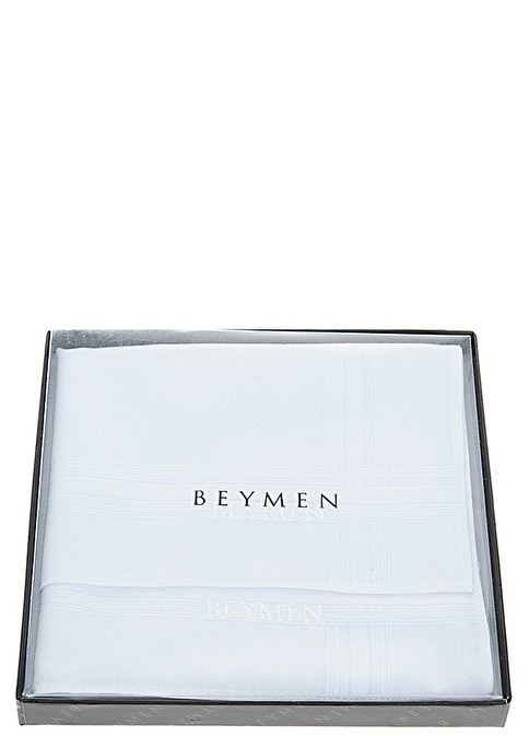 Beymen Collection Mendil Beyaz